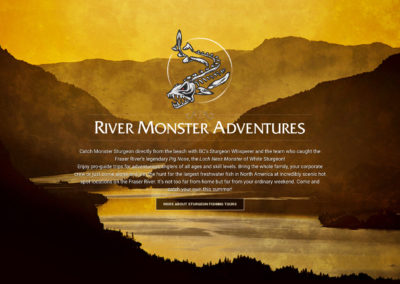 RIVER MONSTER FISHING ADVENTURES