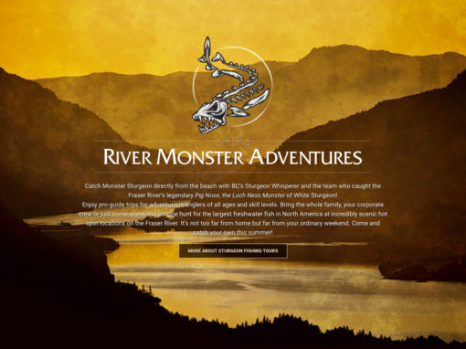 RIVER MONSTER FISHING ADVENTURES