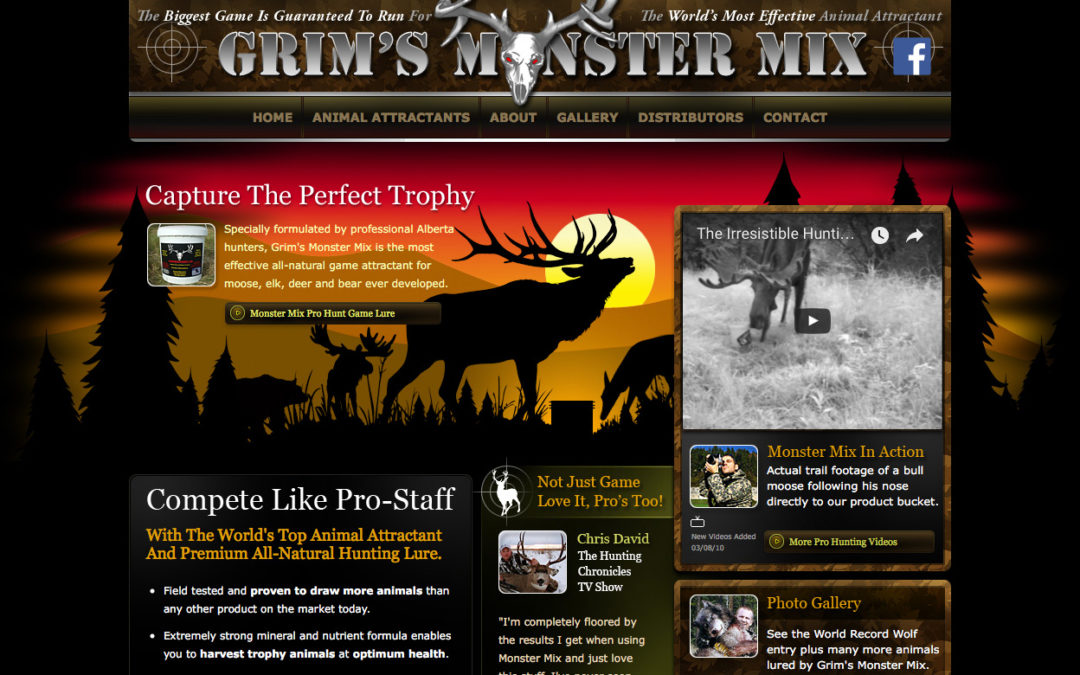 GRIM'S MONSTER MIX